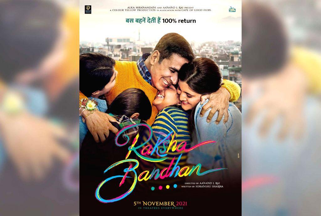 Akshay Kumar announces new film 'Raksha Bandhan' on Rakhi day. - Akshay Kumar