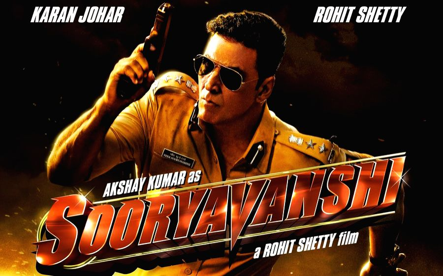 Akshay Kumar joins Rohit Shetty's police universe with 'Sooryavanshi'. - Akshay Kumar and Rohit Shetty