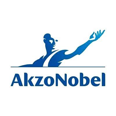 AkzoNobel. (Photo: Twitter/@AkzoNobel)