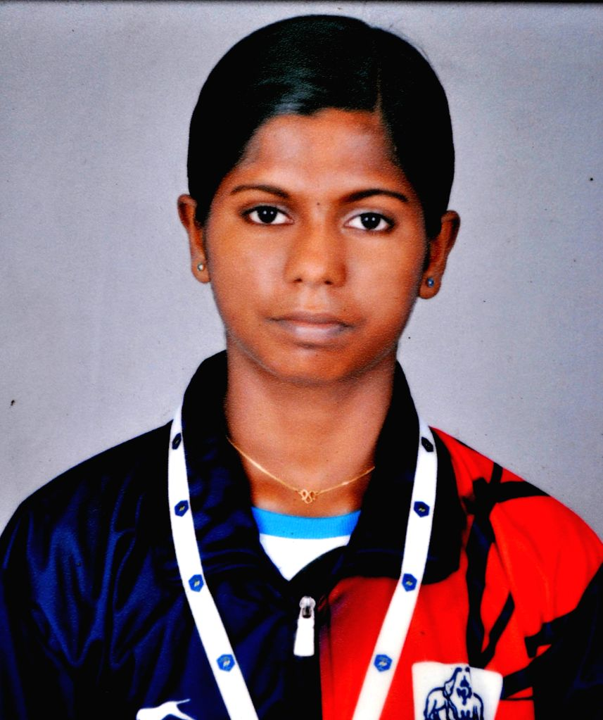Alappuzha : (File Photo) Aparna (15), who died after consuming poisonous fruit at SAI`s water sports centre in Alappuzha on May 7, 2015.