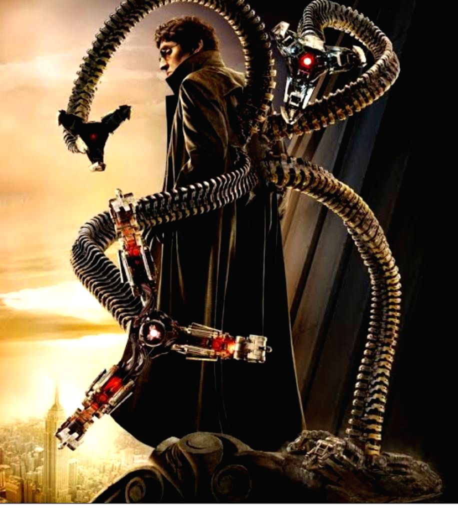 Alfred Molina confirms return as doctor Octopus in new Spider Man film.