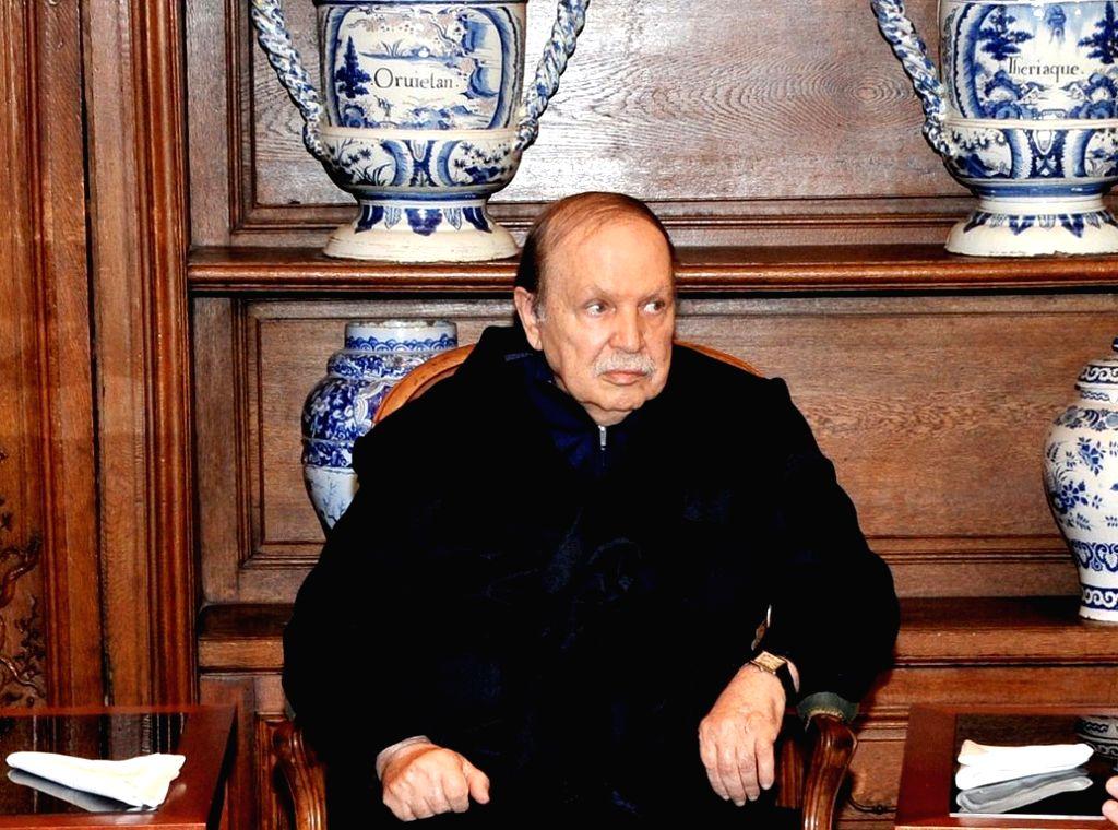 Algeria President Abdelaziz Bouteflika. (File Photo: IANS)
