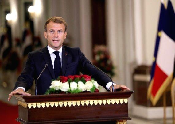 Algeria recalls envoy to France over Macron's controversial remarks