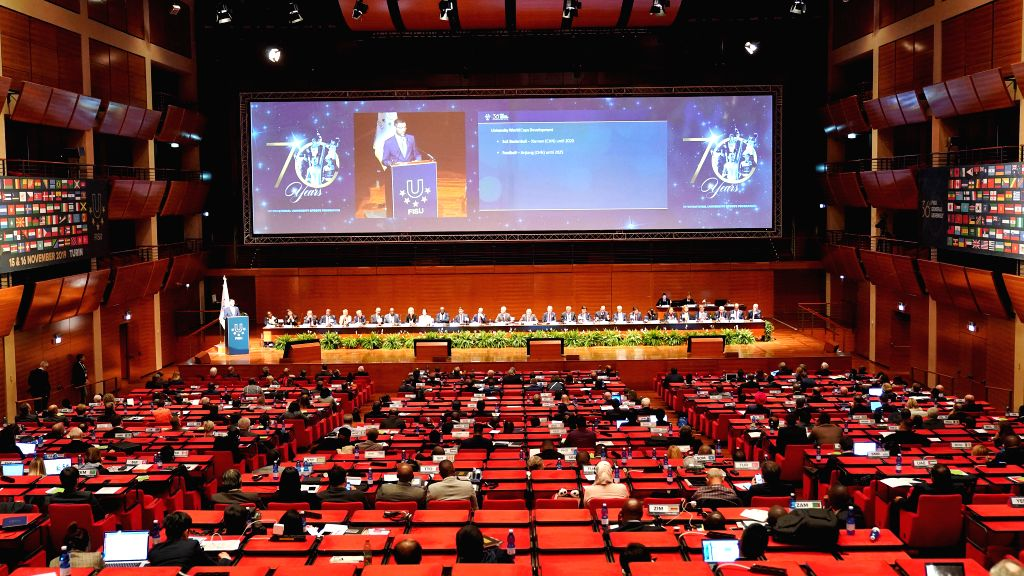 Algiers, March 31 (IANS) Algeria on Tuesday announced the postponement of the 19th Mediterranean Games scheduled for June 2021 in the western province of Oran over concerns of the spread of COVID-19. (Xinhua/IANS)