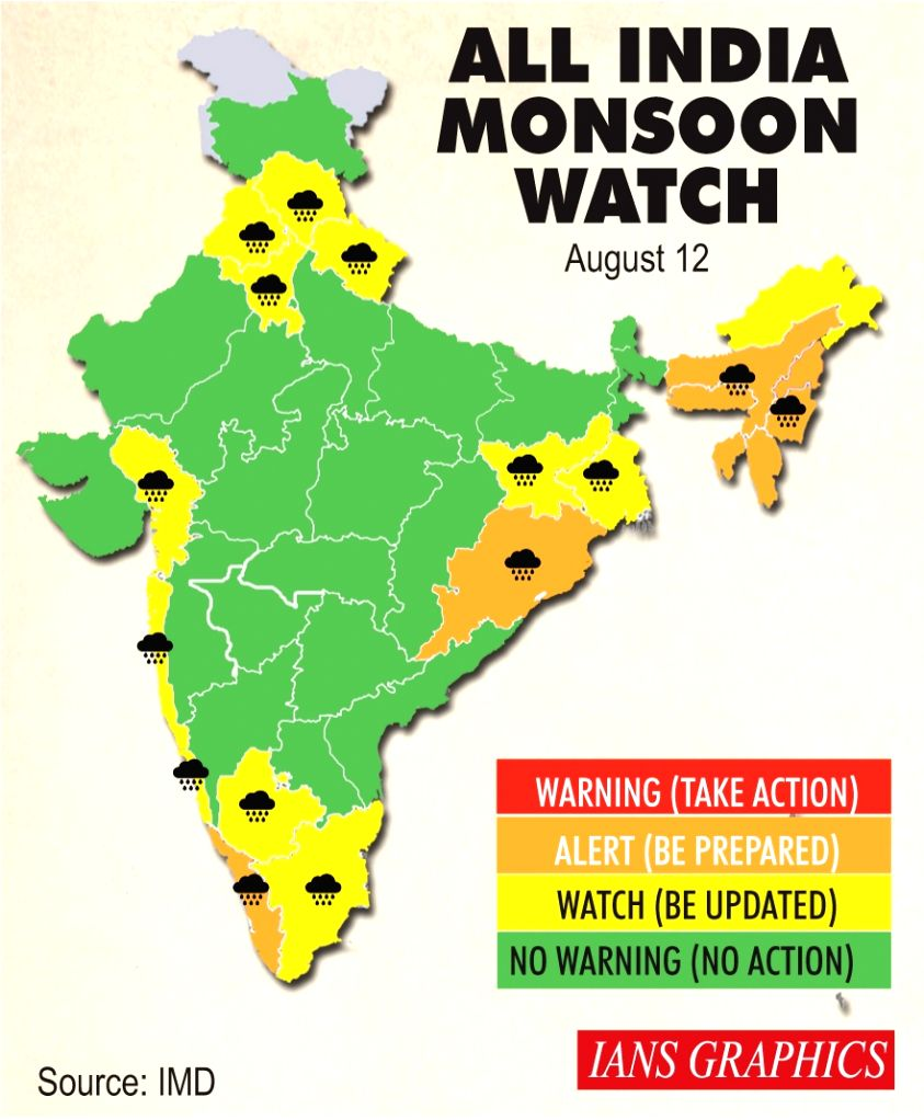 All India Monsoon watch.