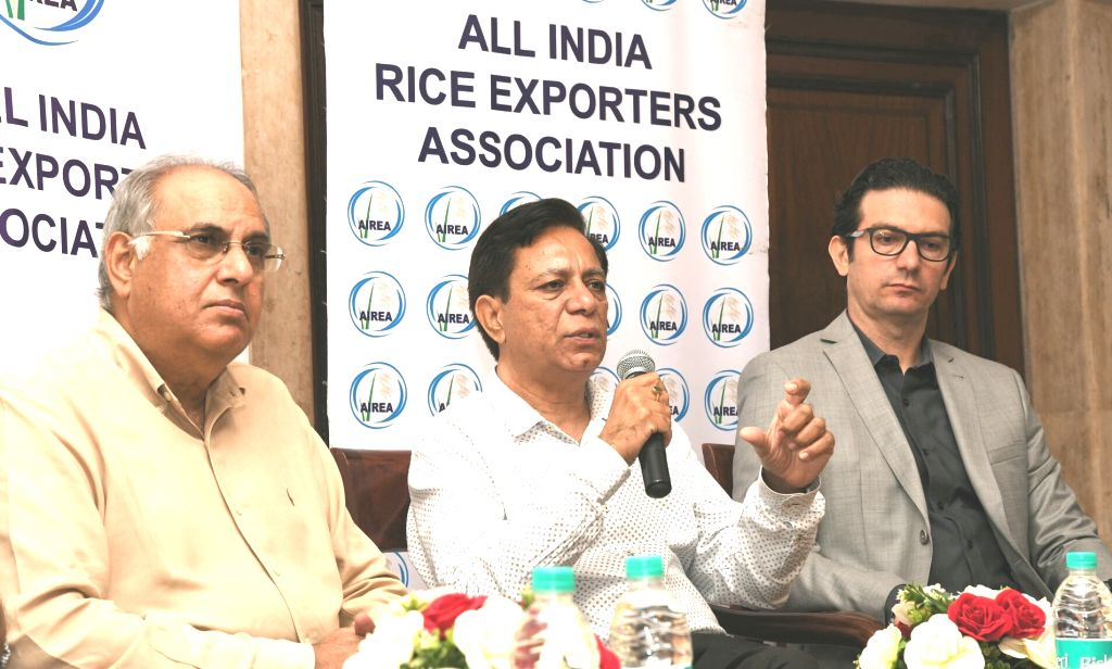 Rice Exporters press conference