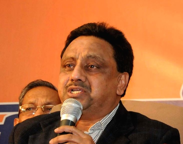 All India Traders (CIAT) General Secretary Praveen Khandelwal. (File Photo: IANS)