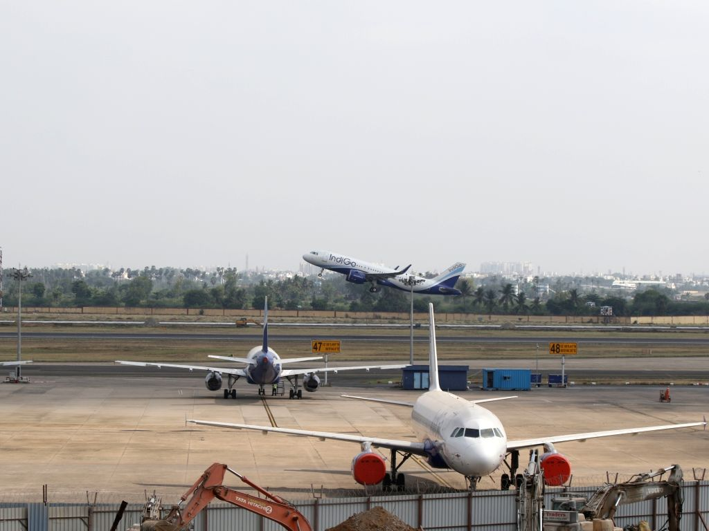 All metros connected via flights, passenger numbers rise