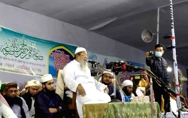 All sculpture will be torn down -Bangladesh radical Islamist leader warned Hasina with 4 demands