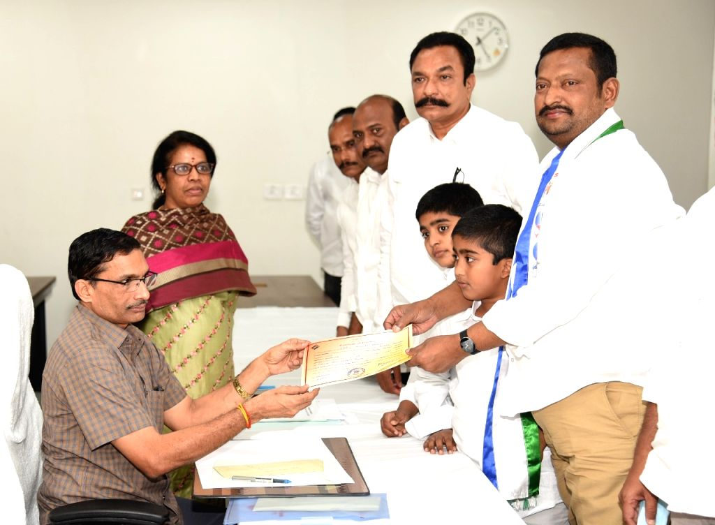 All six YSRCP candidates unanimously get elected as MLCs