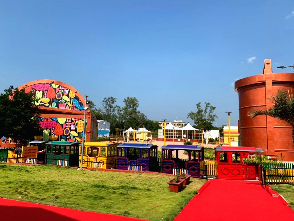 All you need to know about Gujarat's 'nutrition park' Modi inaugurated