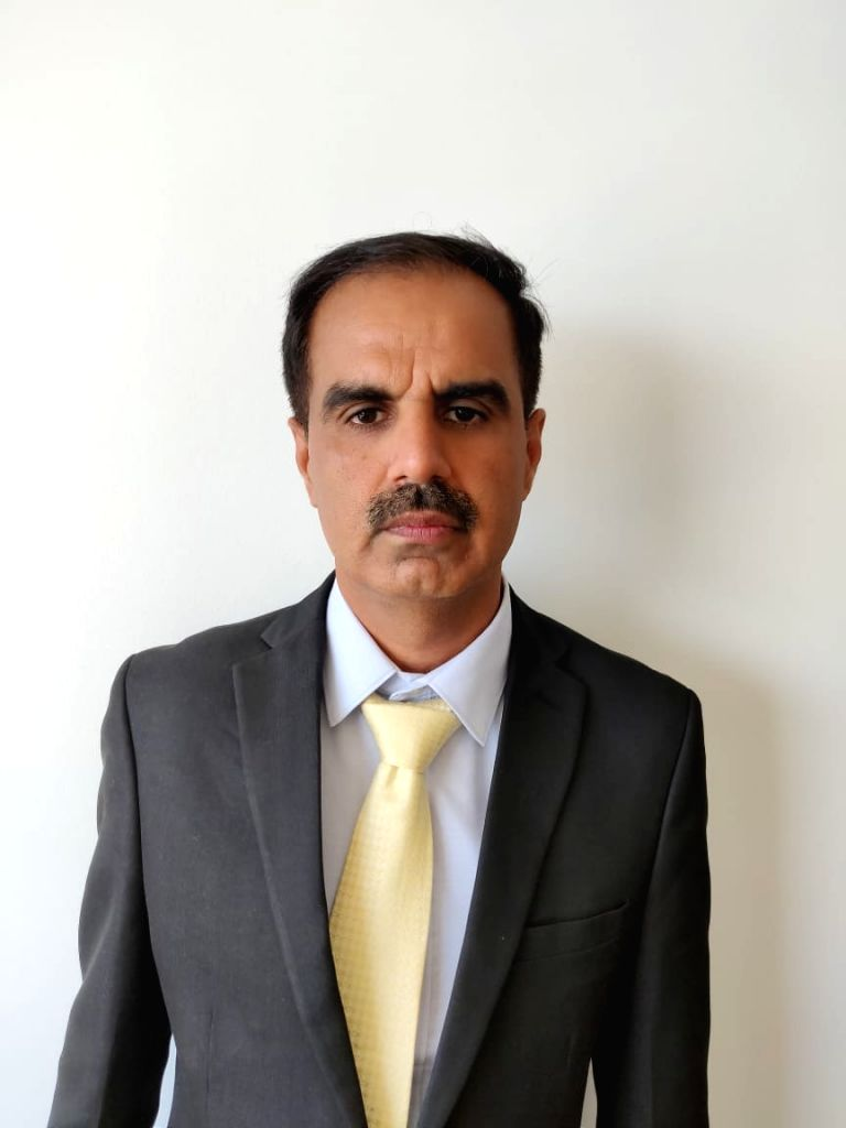 Alliance for Agri Innovation Executive Director Dr. Shivendra Bajaj.