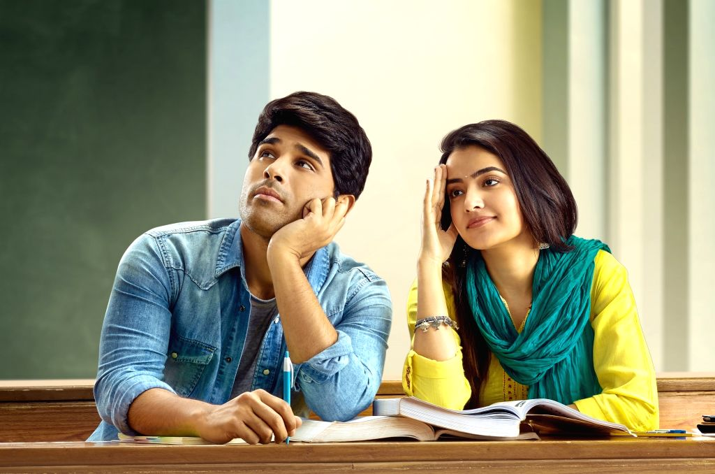 Allu Sirish 'ABCD' clears Censor.