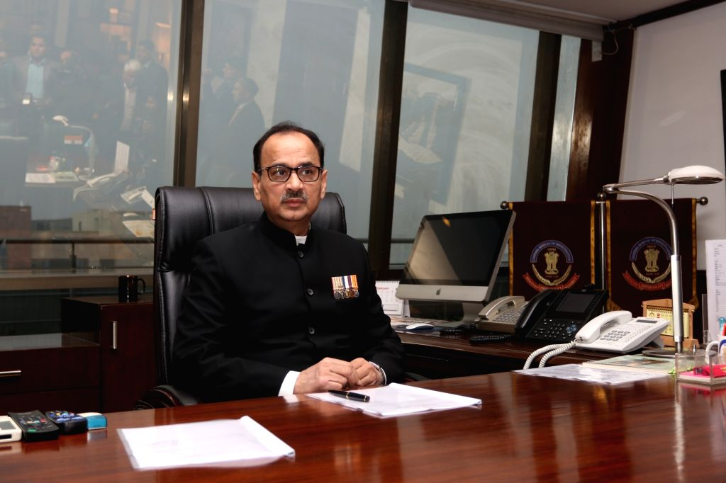 Alok Kumar Verma. (File Photo: IANS) - Alok Kumar Verma