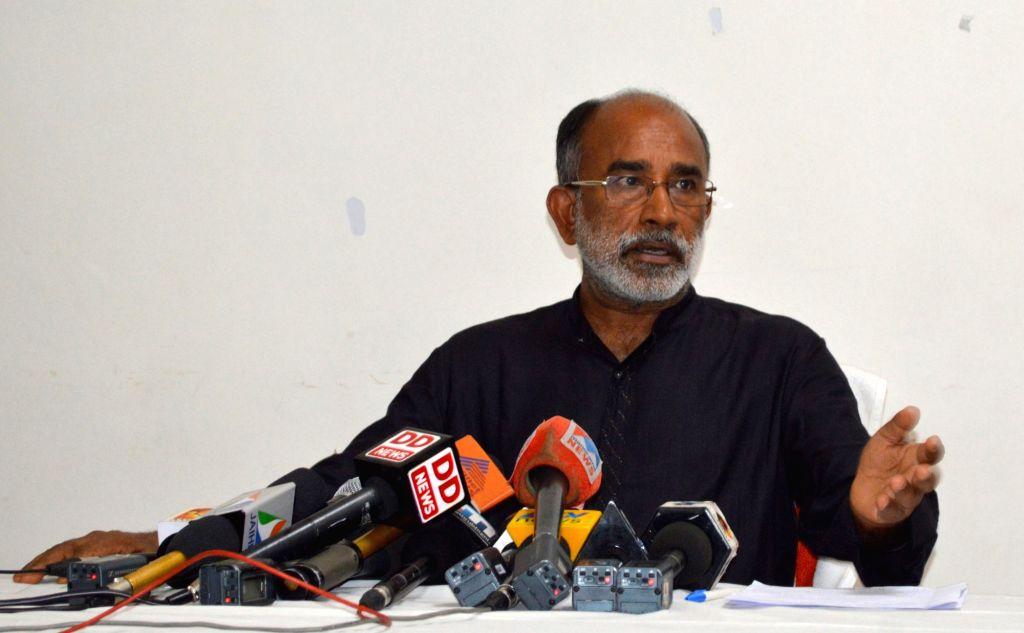 Alphons Kannanthanam. (Photo: IANS/PIB)
