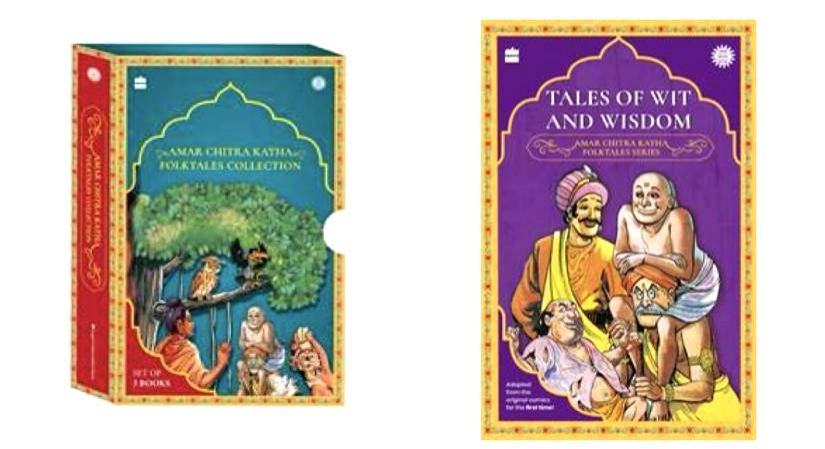 Amar Chitra Katha comics to be published for young readers.(photo:IANSLIFE)