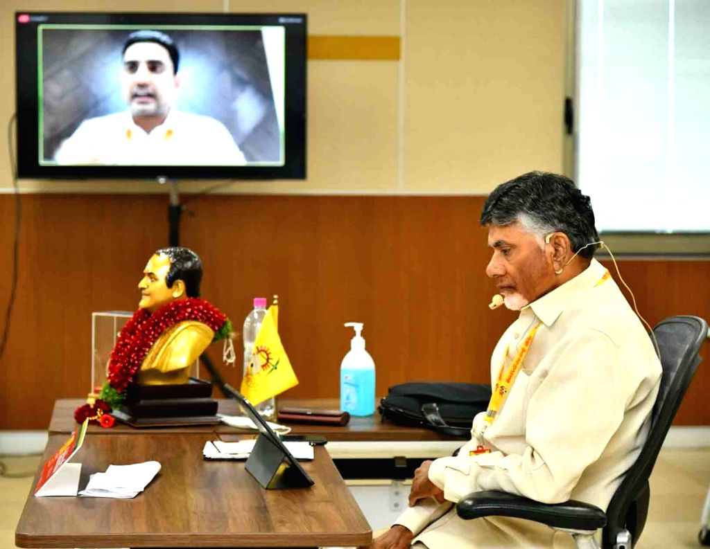 Amaravati, July 30 (IANS) Former Andhra Pradesh chief minister N. Chandrababu Naidu on Thursday hailed the New Education Policy announced by the Centre to usher in educational reforms in accordance with the changing times globally. - N. Chandrababu Naidu