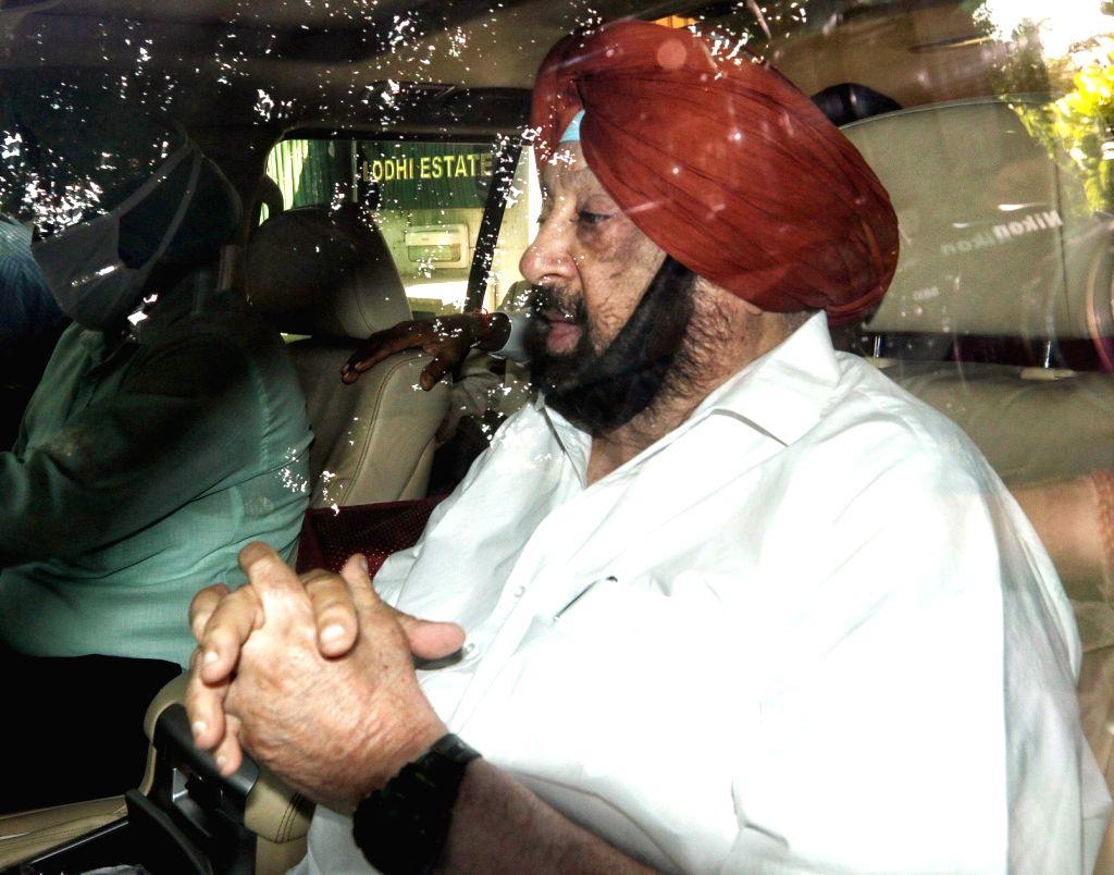 Amarinder Singh slams Congress over preposterous lies - Amarinder Singh