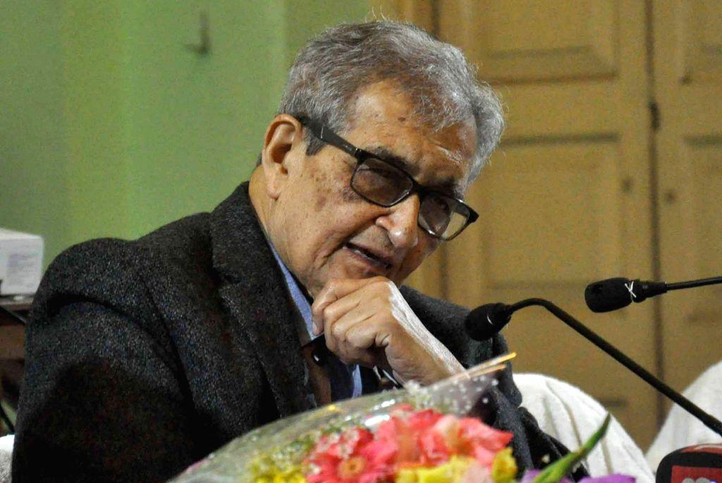 Amartya Sen. (Photo: IANS)