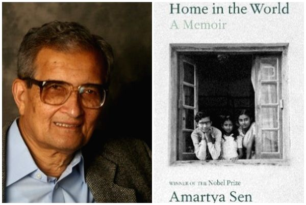 Amartya Sen truly at ???Home in the World??? as his memoir reveals
