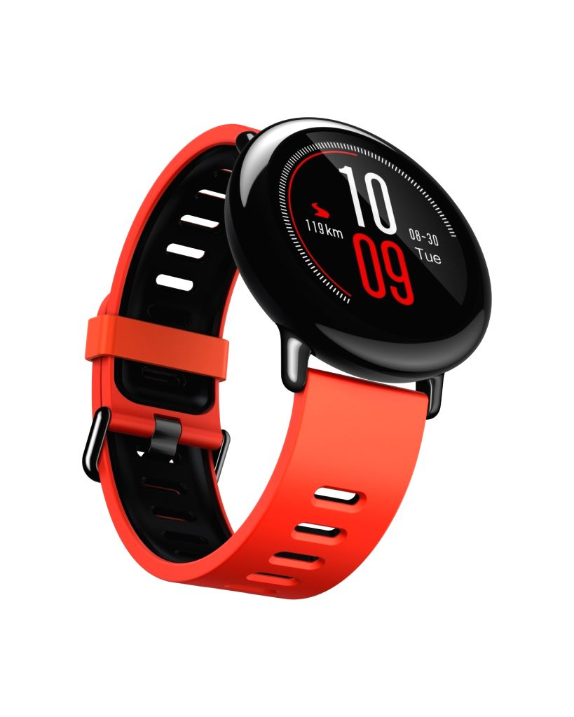 """Amazfit Pace"""", launched by  Xiaomi-backed wearable brand Huami."""