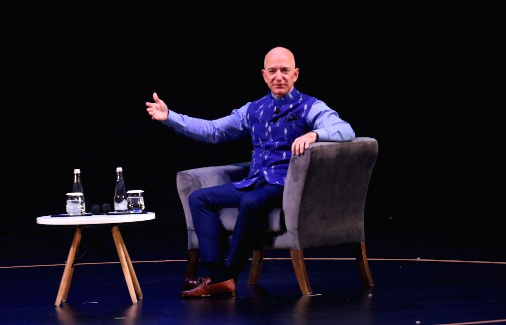 Amazon CEO Jeff Bezos. (Photo: IANS)