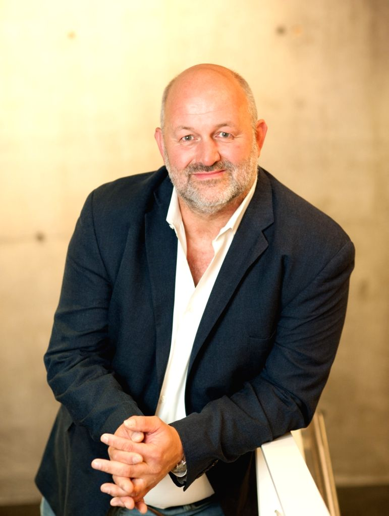 :Amazon Chief Technology Officer (CTO) Werner Vogels..