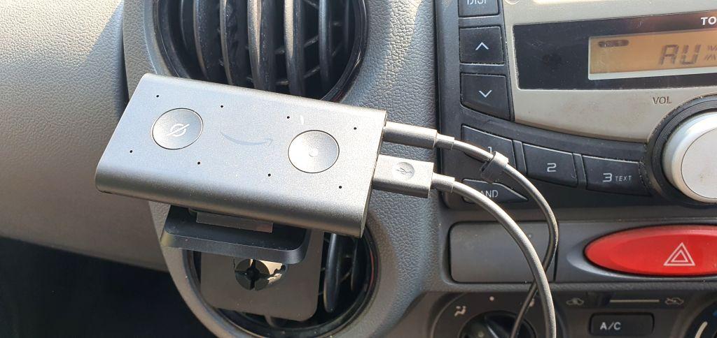 Amazon Echo Auto.