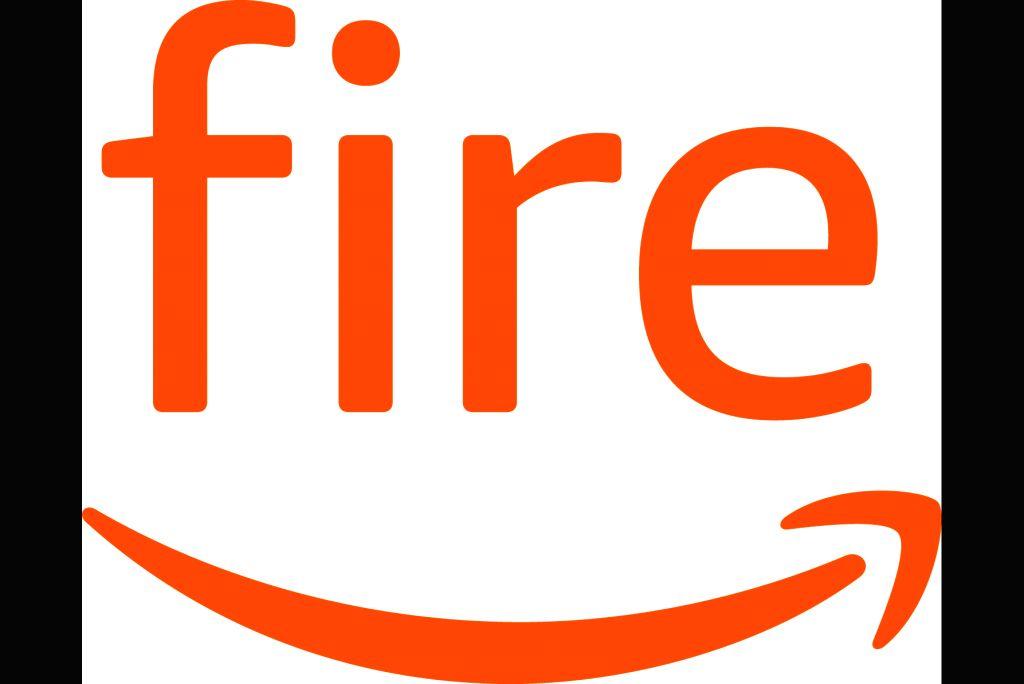 Amazon Fire Tablet.