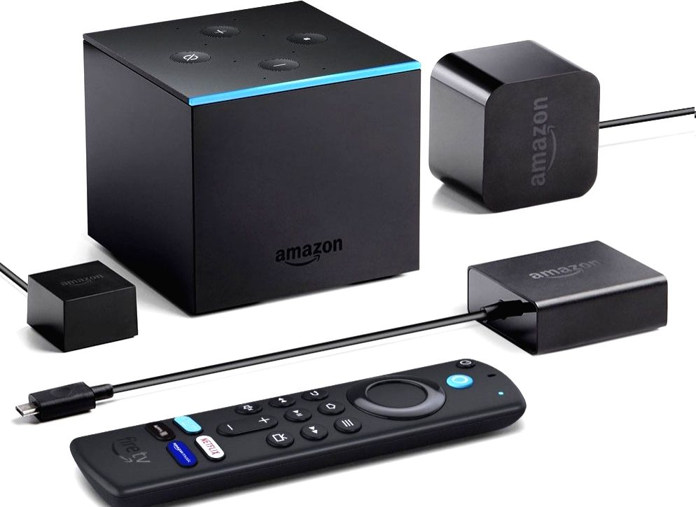 Amazon Fire TV Cube transforms hands-free entertainment at home.