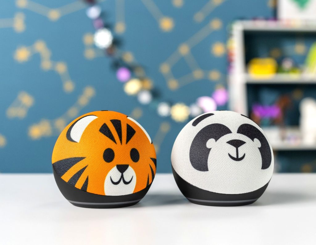 Amazon launches all-new Echo Dot, animal-themed Kids Edition