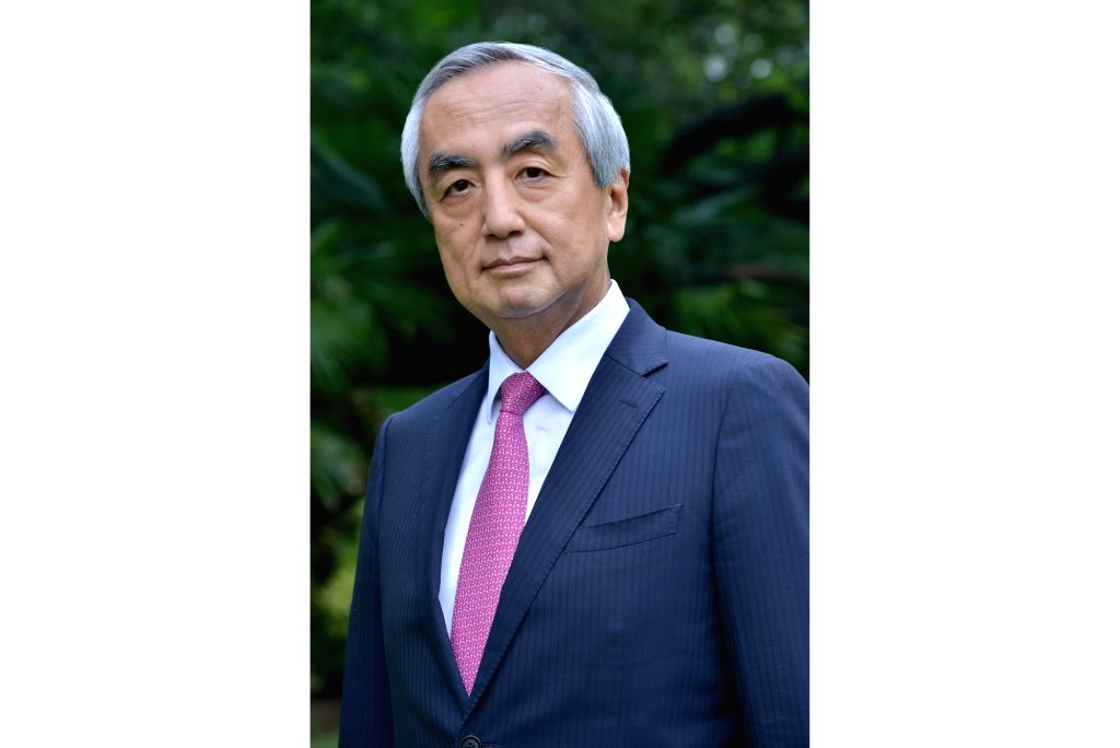 Ambassador of Japan to India Kenji Hiramatsu. (File Photo: IANS)