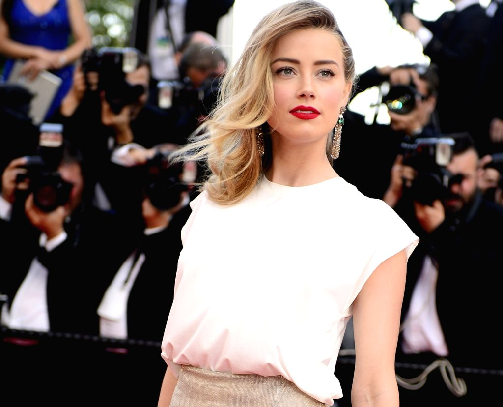 Amber Heard. (File Photo: IANS)
