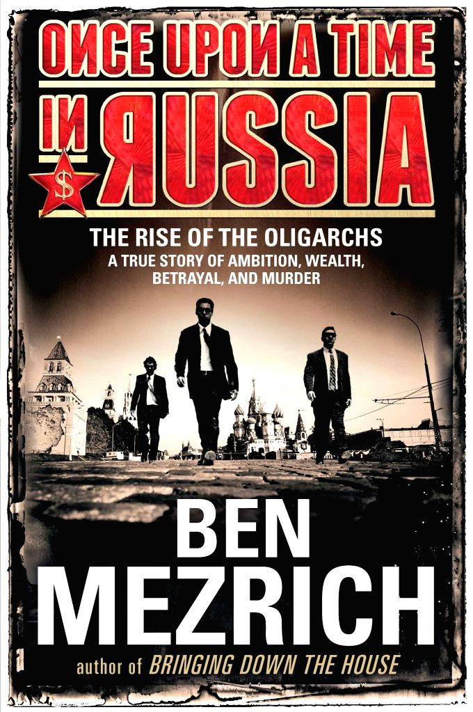 American author Ben Mezrich\'s account of a prominent Russian oligarch and his rise and fall.