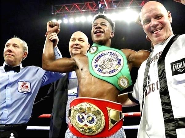 American boxer Patrick Day has died after he sustained head injuries in a fight last week against fellow countryman Charles Conwell. Day, 27, was knocked out in the 10th round of his super-welterweight bout in Chicago on October 12 and fell into a co