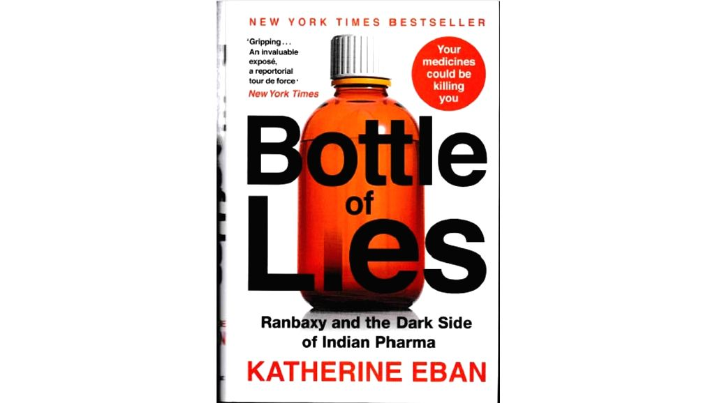 American investigative journalist Katherine Eban pored over roughly 20,000 internal documents from the US FDA, including emails, memorandums, minutes of meetings and thousands of internal government records, as also replies under the Freedom of Infor