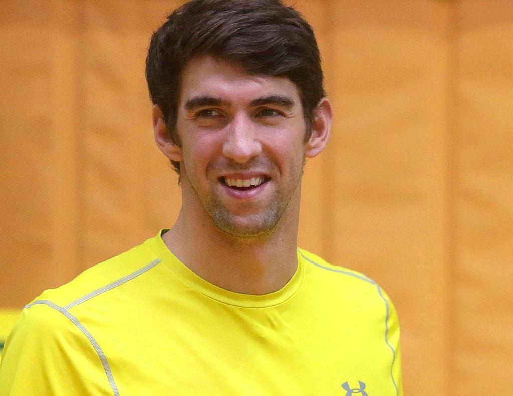 American swimming star Michael Phelps. (File Photo: IANS)