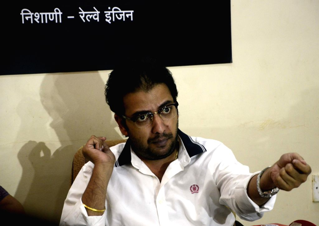 Amey Khopkar. (Photo: IANS)