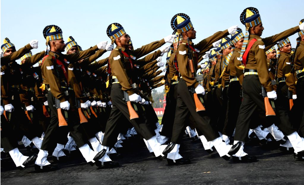 Amid coronavirus threat across the country, the Indian Army has decided to screen all its troops daily during morning parade and has cancelled all mass gatherings, the Army said on Wednesday. (File Photo: IANS)