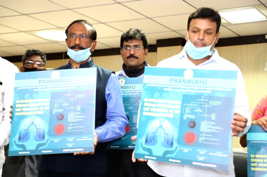 Amid rising Covid cases with comorbidities such as Influenza Like Illness (ILI) and Severe Acute Respiratory Infection (SARI), the Bengaluru city civic body BBMP has launched an initiative called Pranavayu to help and educate people.
