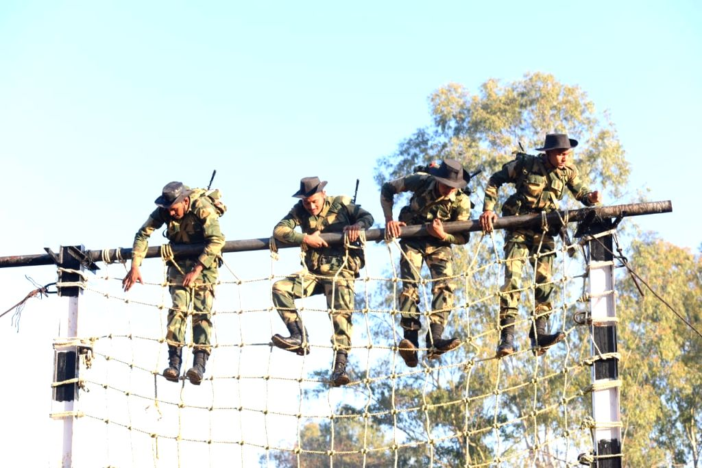 Amid the ongoing terrorist influx from Pakistan along the International Border (IB), the BSF, India's first line of control, has changed its commando training module.