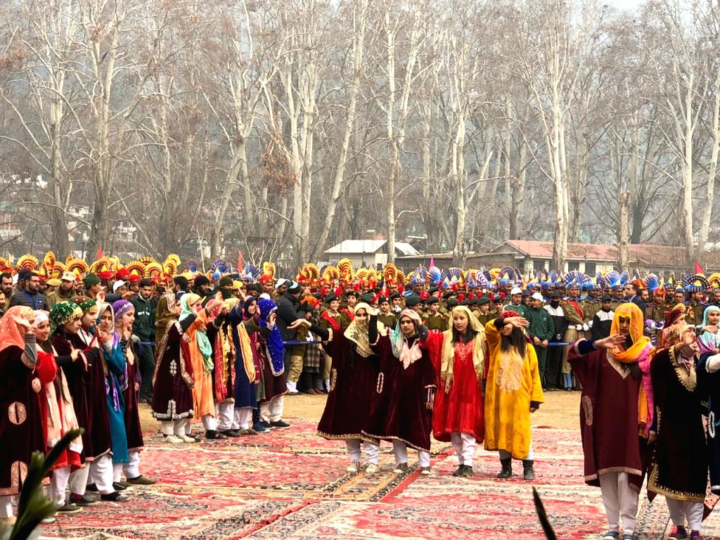 Amid tight security, Republic day was celebrated on Sunday in Jammu and Kashmir first time after the abrogation of Article 370 and after the bifurcation of the erstwhile state into two union territories on August 5.