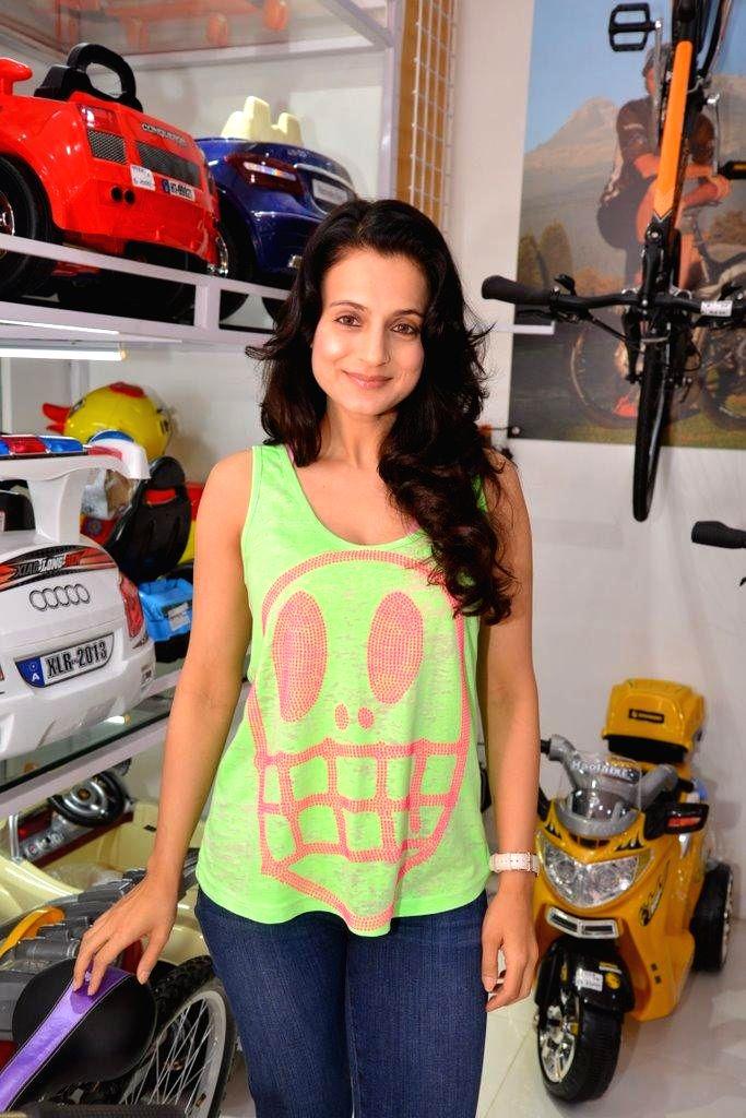 Amisha Patel. (Photo: IANS) - Amisha Patel