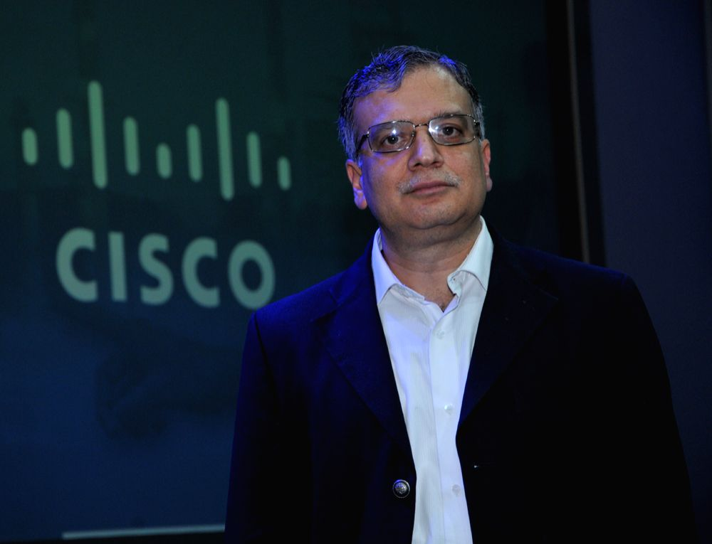 Amit Phadnis, President, Engineering and India Site Leader, Cisco