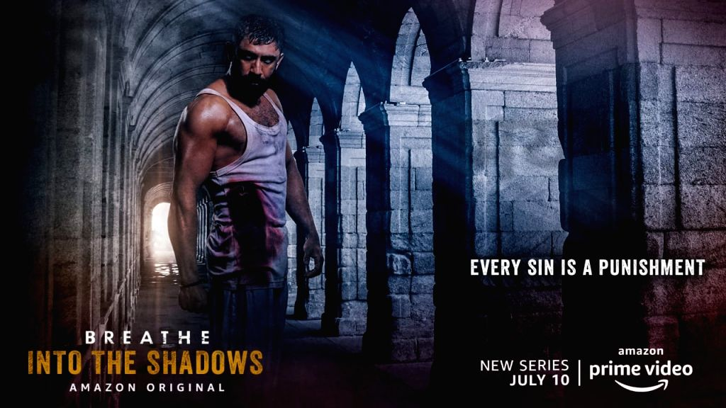 Amit Sadh all beefed up in his 1st look of 'Breathe: Into The Shadows'.