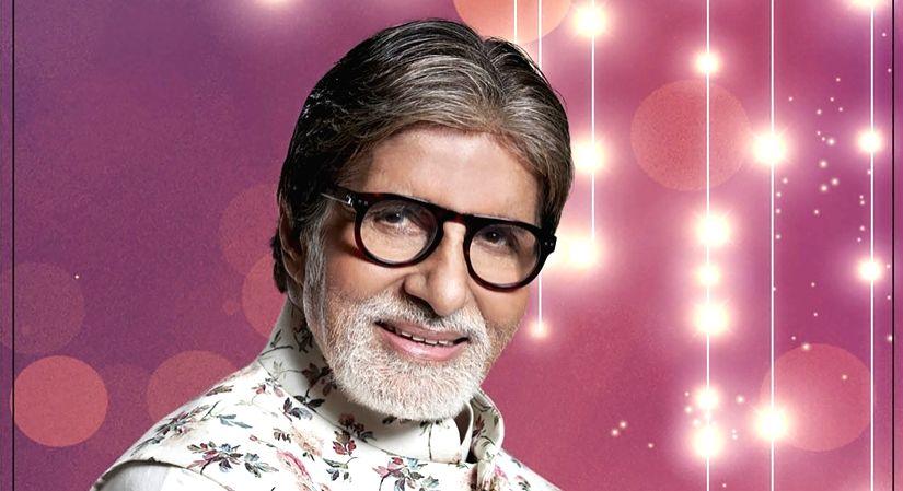 Amitabh Bachchan is Manyavar brand ambassador. - Amitabh Bachchan