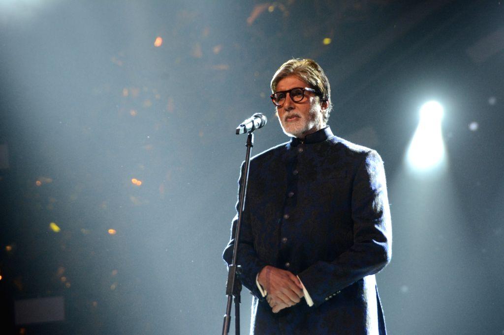 Amitabh Bachchan. (Photo: IANS) - Amitabh Bachchan