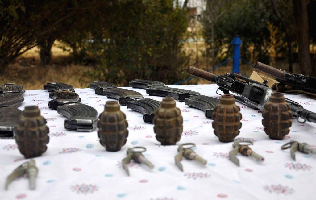 ammunitions.
