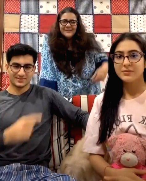 Amrita, Ibrahim agree Sara is 'rebel' child.