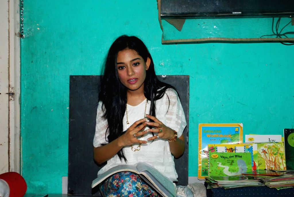 Amrita Rao. (Photo: IANS) - Amrita Rao